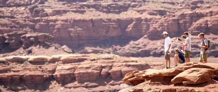 Cataract Canyon in Canyonlands National Park