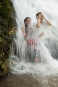 Butt Dam Falls