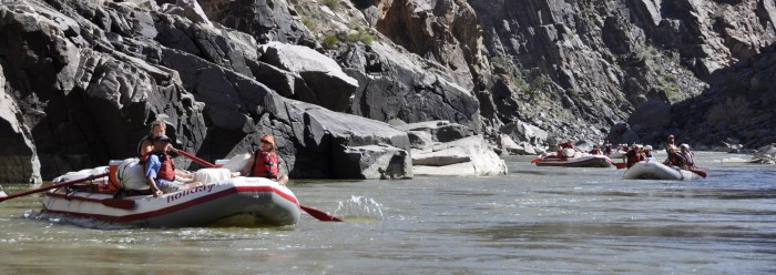 Colorado River Rafting- Westwater Canyon