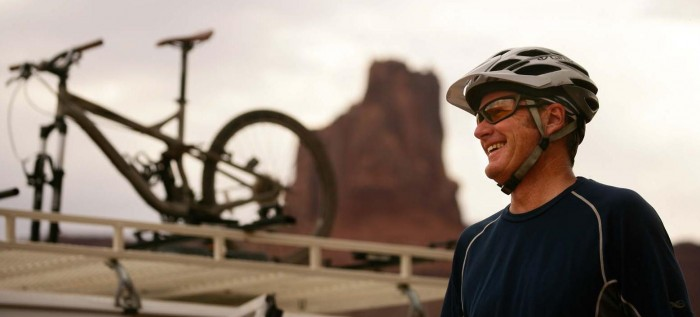 Moab Mountain Biking - White Rim Trail