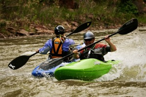 Whitewater Kayaking Workshop