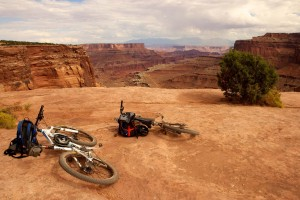 Overlook on the White Rim Trail