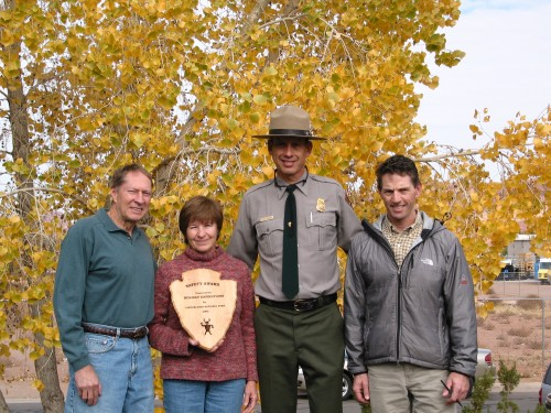 Canyonlands Safety Award