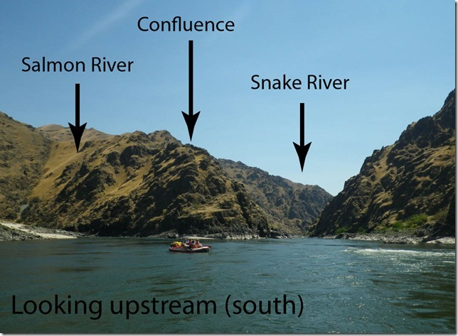 River Currents Blog The Confluence Of Two Of Idaho S