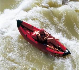 Salmon River Canyon Kayaking