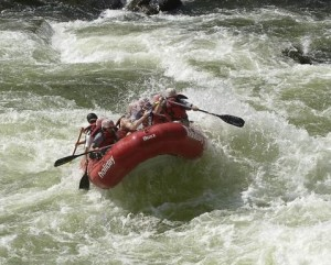 Idaho Specialty Paddle Boat