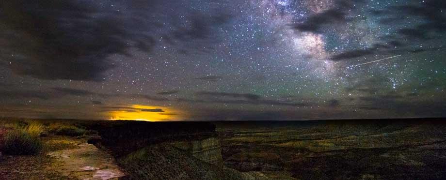 Dark Sky Stargazing in Canyonlands National Park