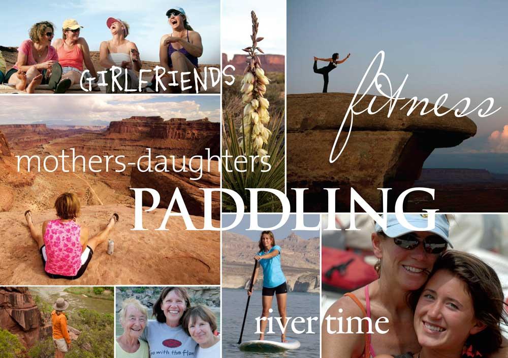 Women's River Rafting Trips