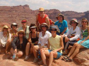 Women's River Trips Cataract Canyon
