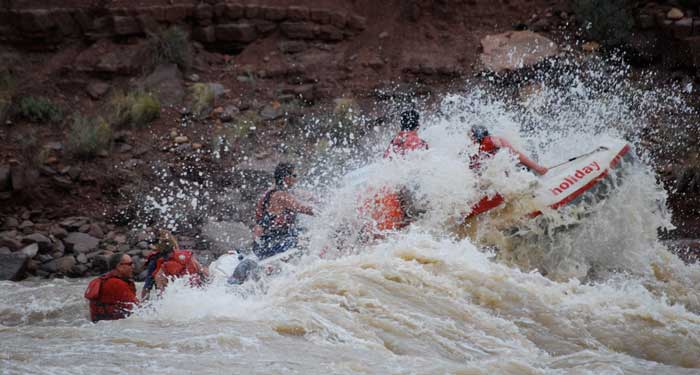Utah River Rafting Desolation Canyon Trips