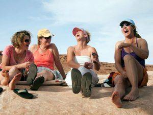 Women's River Trip White Rim Trall