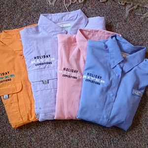 Womens Columbia Sunshirts Quad