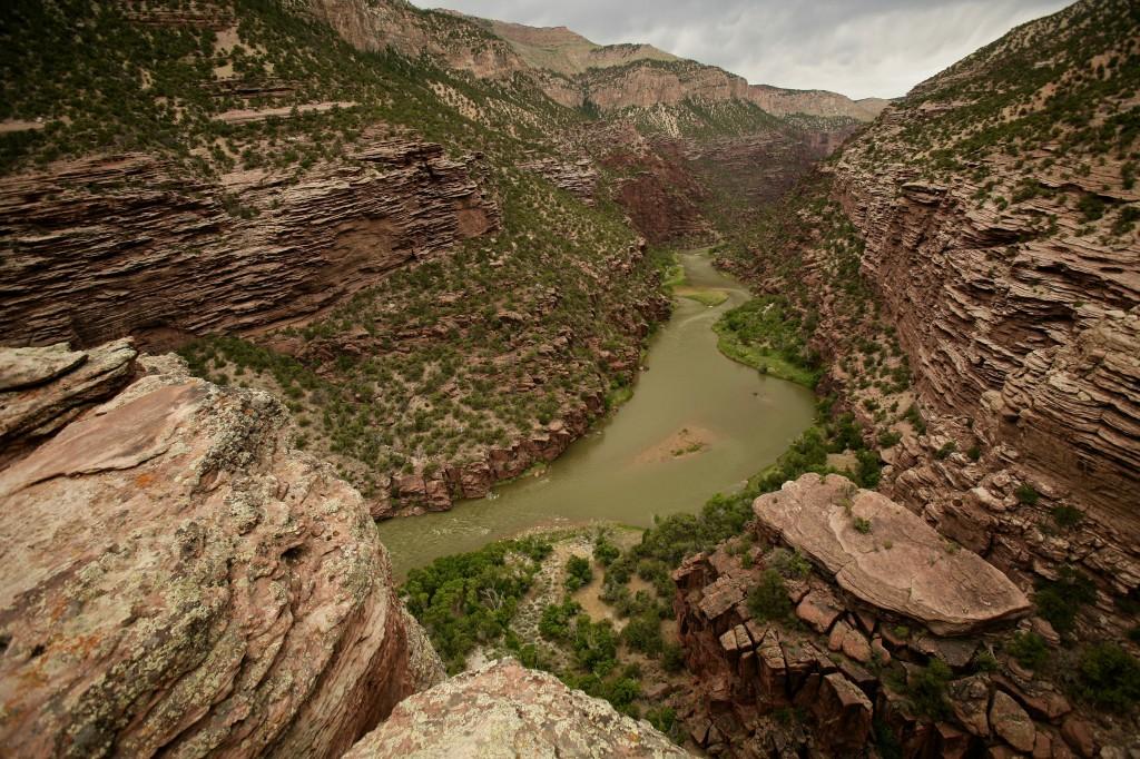 Green River Rafting In Lodore Canyon: Big Water Big Fun