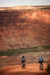 White Rim Trip in Canyonlands, October 1-3.