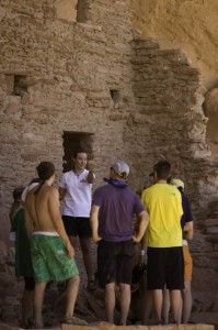 River Runners and Cliff Dwelling