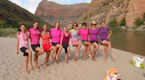 Womens-River-Rafting-Trips