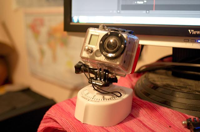 GoPro Eggtimer mount