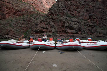 Colorado River Rafting Through Cataract Canyon
