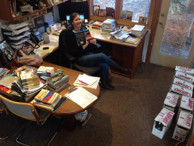 Susan Munroe Office Interp