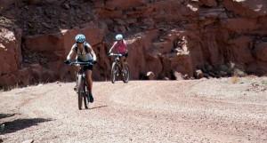 Mountain Biking Desert