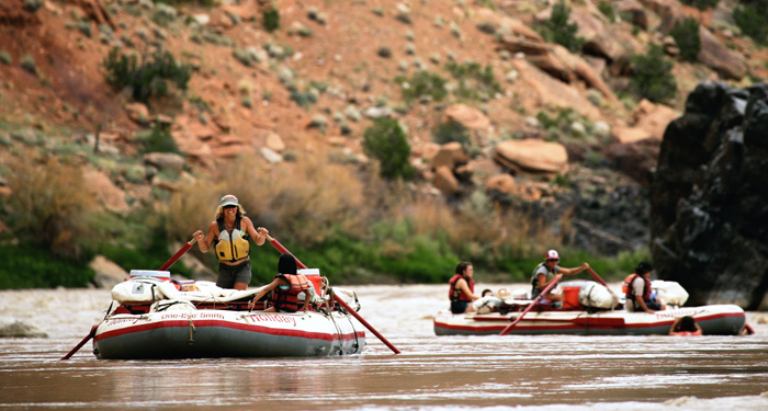 Colorado River Westwater Canyon
