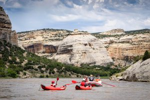 Yampa River Whitewater Rafting