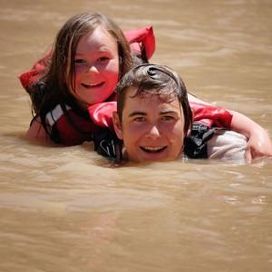 Floating the San Juan River
