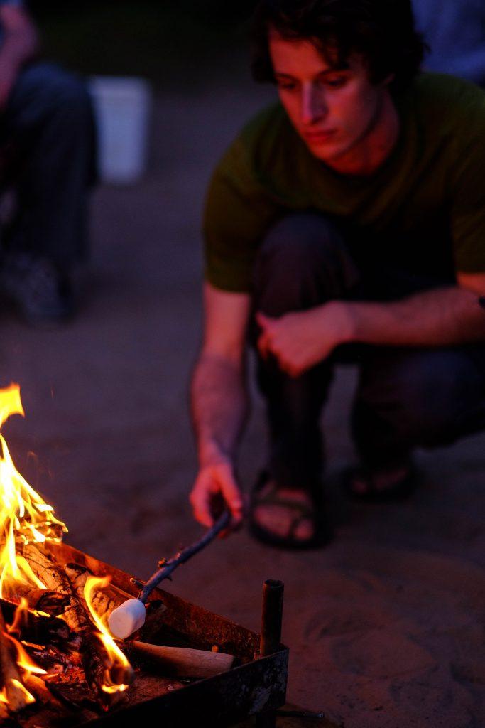 20160604-Yampa-757- The Je Ne Sais Quoi of the Campfire Marshmallow
