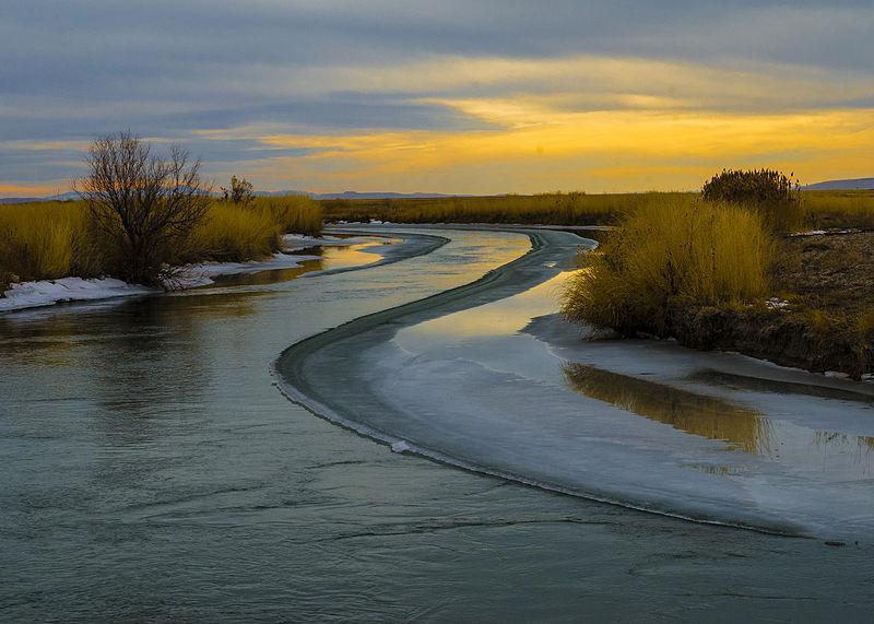 Wasatch Watershed Jordan River