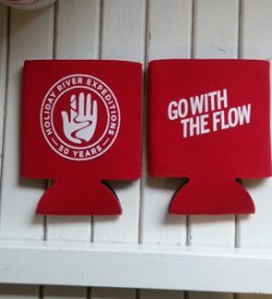 Holiday 50th Koozies