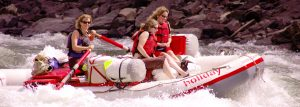 Family Rafting on the Salmon River in Idaho - Learning to Swim Again
