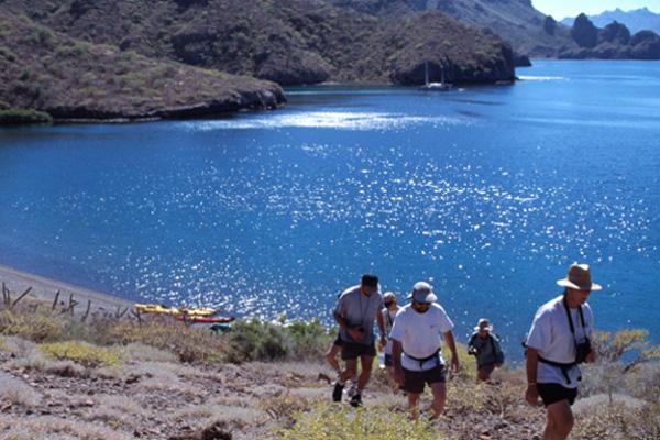 Baja Hiking