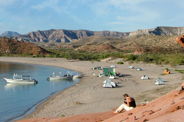 Baja Beach Camps