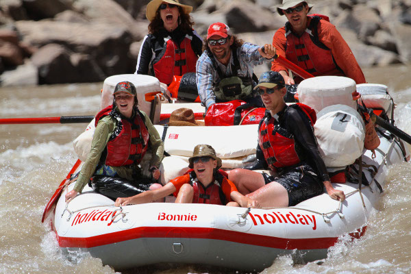 Insider's guide to rafting the Colorado River through Cataract Canyon