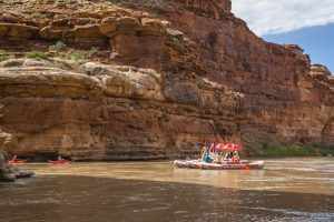 Rafting Trips on the Colorado River in Utah