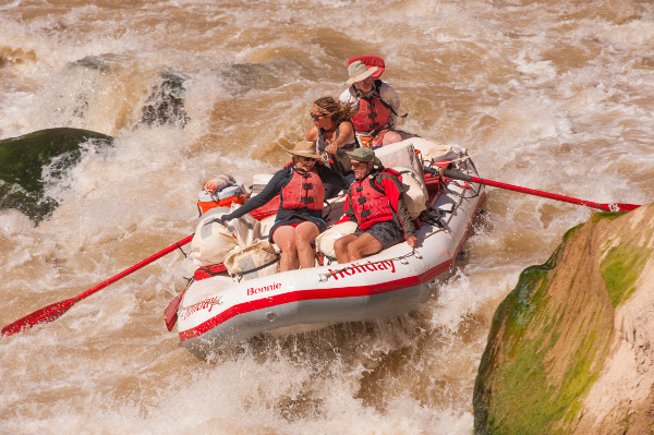Cataract Canyon Rafting Trips
