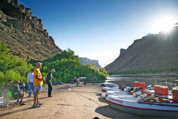 Cataract Canyon Whitewater Rafting Trips