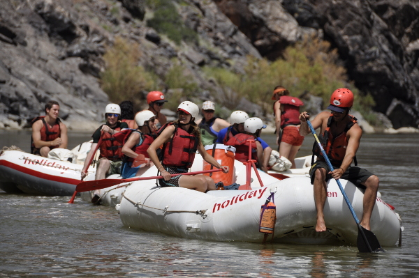 Colorado River Rafting Trips