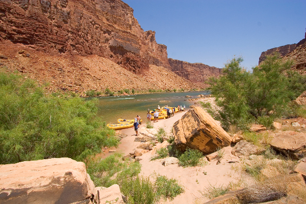 Arizona Rafting Grand Canyon Lower