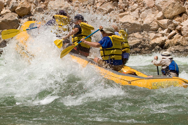 Whitewater Rafting Trip in the Grand Canyon