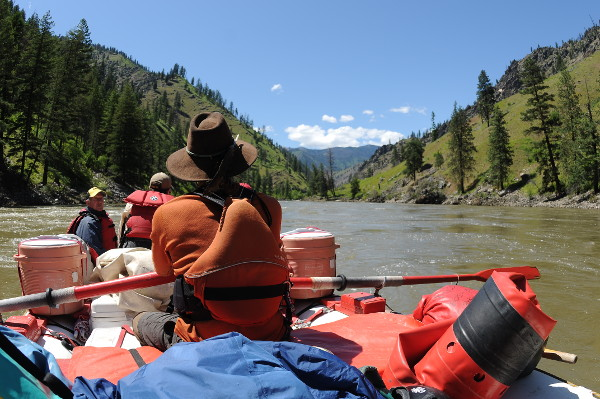 Main Salmon River Idaho Slideshow 1