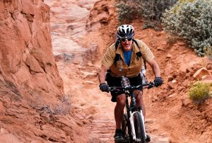 Canyonlands Maze - multi day mountain bike trip utah