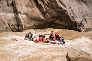 Whitewater Rafting Trip on the Colorado River through Westwater Canyon