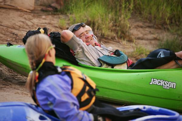 Whitewater Kayak Desolation Slideshow 1