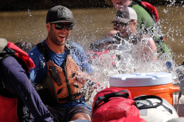 Expert River Rafting Guides
