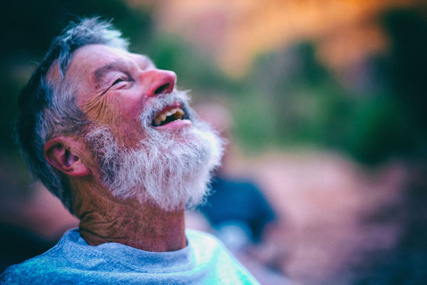 Laughter on the San Juan River trip