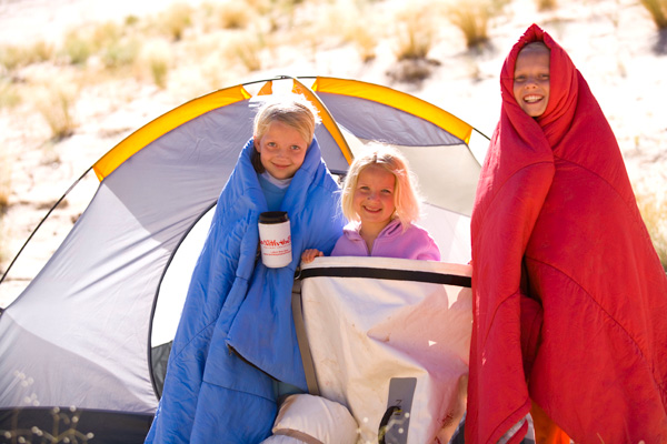 Whitewater Rafting Camping Gear