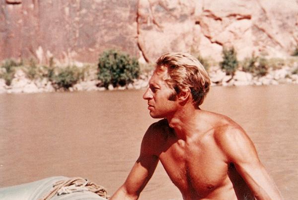 Whitewater Rafting Pioneer Dee Holladay