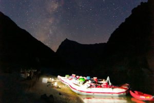 Lodore Canyon River Rafting Stargazing Trips