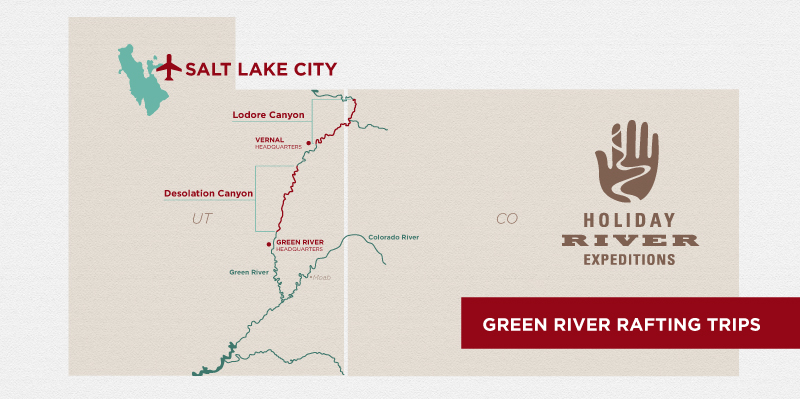 Green River Rafting Trips